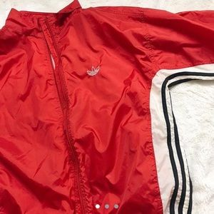Vintage Adidas Originals Windbreaker
